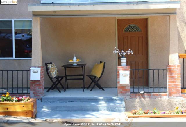 1027 E 33rd Street, Oakland, CA 94602 (#EB40870850) :: Strock Real Estate