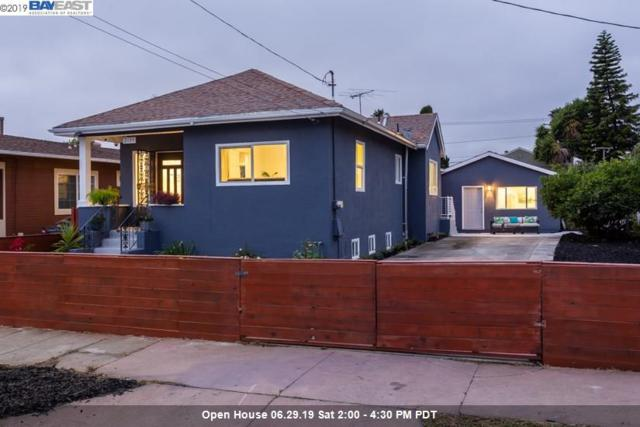 2135 65Th Ave, Oakland, CA 94621 (#BE40871145) :: Strock Real Estate