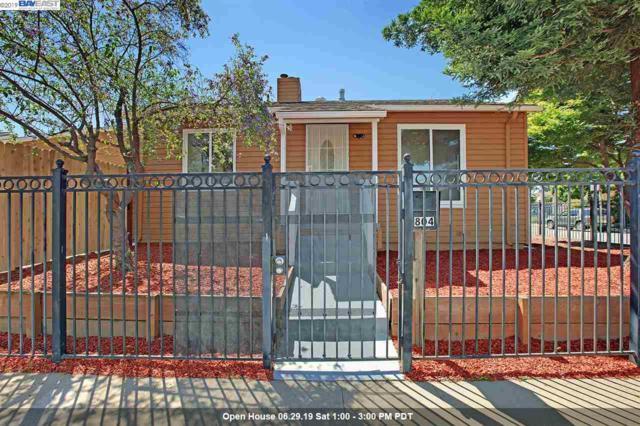 804 Apple St, Oakland, CA 94603 (#BE40871158) :: Strock Real Estate
