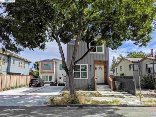 673 45Th St, Oakland, CA 94609 (#BE40872273) :: Strock Real Estate
