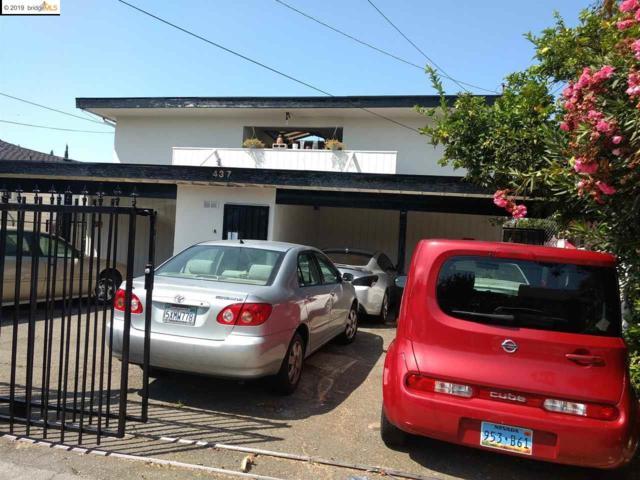 437 Hale Ave, Oakland, CA 94603 (#EB40872889) :: Keller Williams - The Rose Group