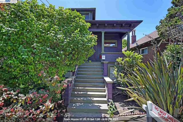 523 61st Street, Oakland, CA 94609 (#BE40873056) :: Strock Real Estate