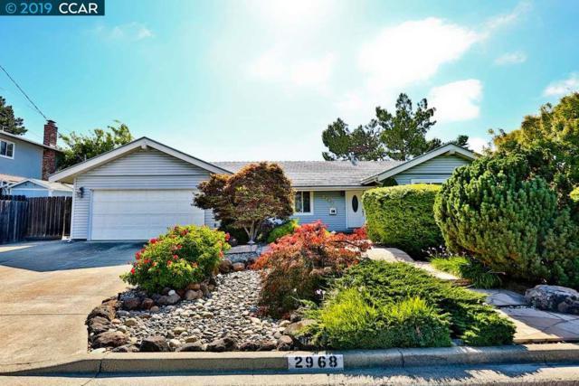 2968 Boies Drive, Pleasant Hill, CA 94523 (#CC40873358) :: Strock Real Estate