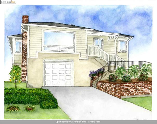 484 Bonnie Dr, El Cerrito, CA 94530 (#EB40873958) :: Strock Real Estate