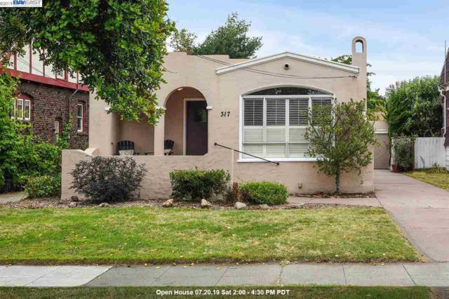 317 Santa Clara Ave, Alameda, CA 94501 (#BE40874042) :: Strock Real Estate