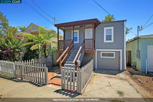 3320 Waller Ave, Richmond, CA 94804 (#CC40874119) :: Strock Real Estate