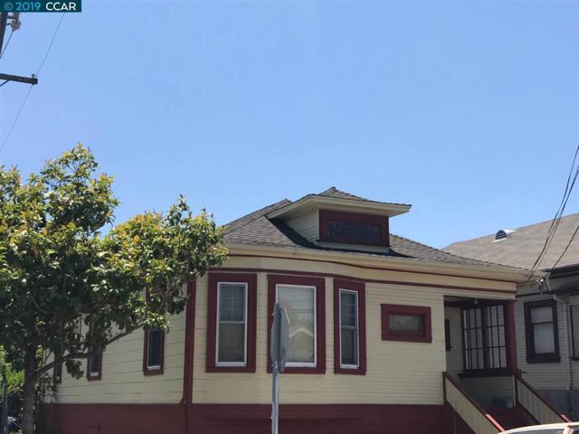 1075 61St St, Oakland, CA 94608 (#CC40874380) :: The Goss Real Estate Group, Keller Williams Bay Area Estates