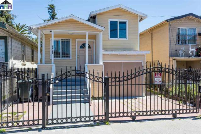 1344 64Th Ave, Oakland, CA 94621 (#MR40874425) :: Keller Williams - The Rose Group