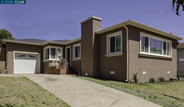 860 Yuba Street, Richmond, CA 94805 (#CC40875144) :: Intero Real Estate