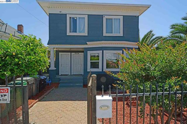 2004 47Th Ave, Oakland, CA 94601 (#BE40876060) :: Keller Williams - The Rose Group