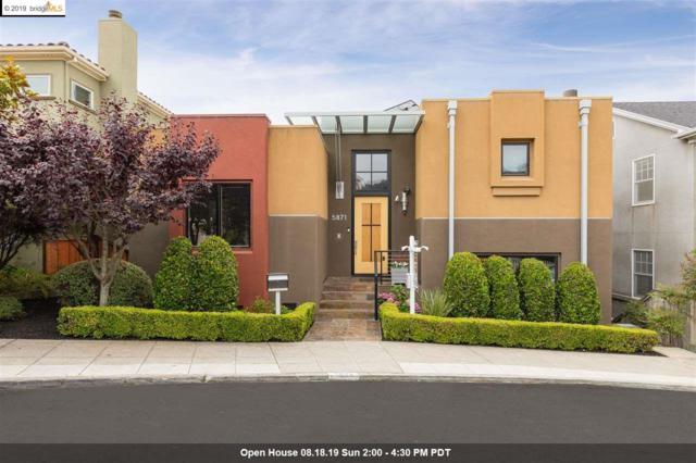 5871 Buena Vista Ave, Oakland, CA 94618 (#EB40877572) :: Intero Real Estate