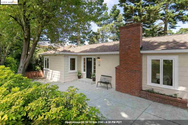 20 Waldeck Ct, Oakland, CA 94611 (#EB40877749) :: The Goss Real Estate Group, Keller Williams Bay Area Estates