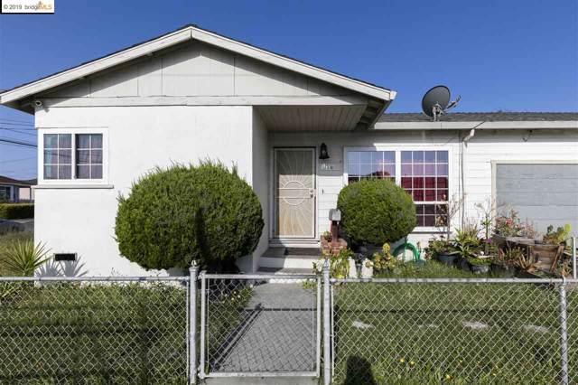 136 S 31St St, Richmond, CA 94804 (#EB40878888) :: The Goss Real Estate Group, Keller Williams Bay Area Estates