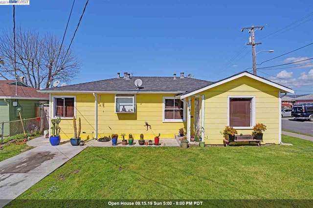 181 Louvaine St, Oakland, CA 94603 (#BE40880744) :: Strock Real Estate