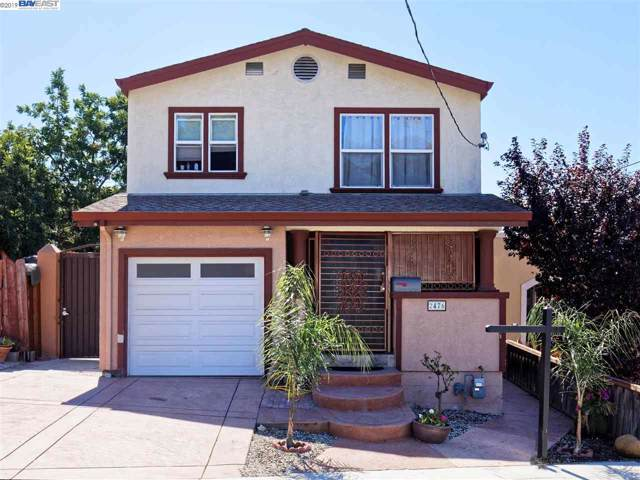 2476 Taylor Ave, Oakland, CA 94605 (#BE40880834) :: Strock Real Estate