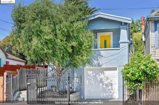 4726 Melrose Ave., Oakland, CA 94601 (#EB40880865) :: The Realty Society