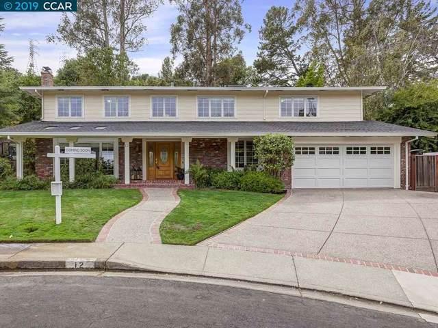 12 Corte La Rado, Moraga, CA 94556 (#CC40881383) :: Strock Real Estate