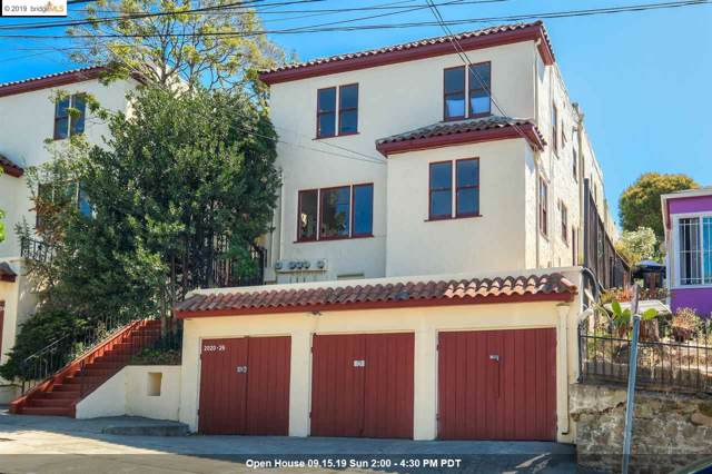 2020 9Th Ave, Oakland, CA 94606 (#EB40881539) :: Strock Real Estate
