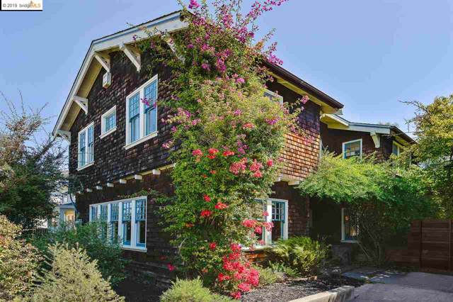 4266 Terrace St, Oakland, CA 94611 (#EB40881673) :: The Sean Cooper Real Estate Group