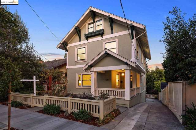 520 Chetwood St, Oakland, CA 94610 (#EB40882077) :: RE/MAX Real Estate Services
