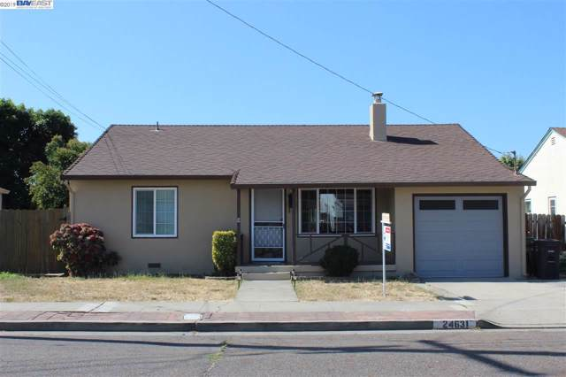 24631 Pontiac St, Hayward, CA 94544 (#BE40882120) :: The Sean Cooper Real Estate Group