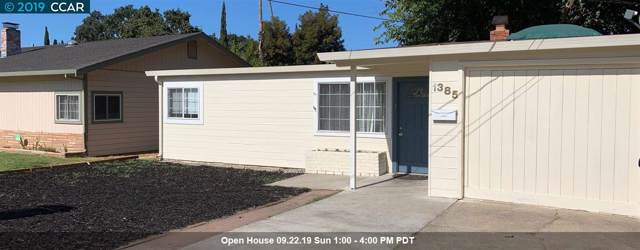 1385 Coventry, Concord, CA 94518 (#CC40882198) :: Keller Williams - The Rose Group
