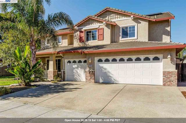 751 Walker Court, Brentwood, CA 94513 (#BE40883010) :: Live Play Silicon Valley