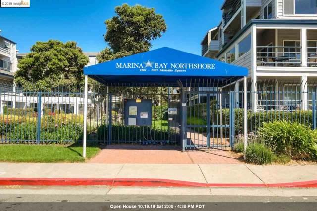 1203 Melville Sq, Richmond, CA 94804 (#EB40883588) :: Maxreal Cupertino