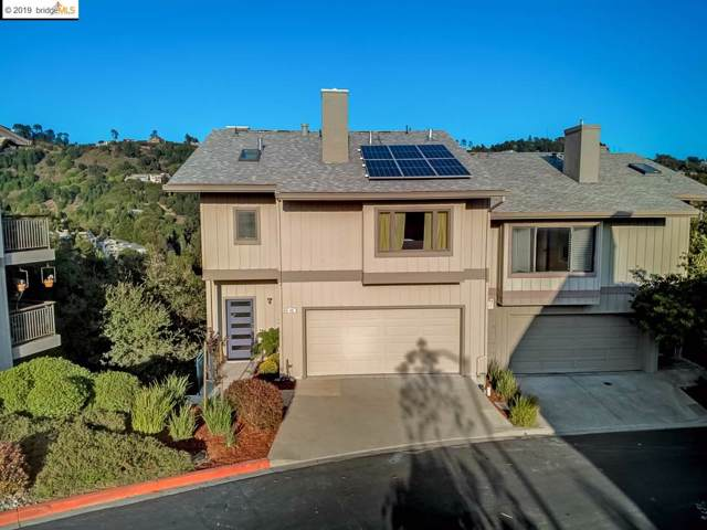 90 Starview Dr, Oakland, CA 94618 (#EB40884309) :: Strock Real Estate