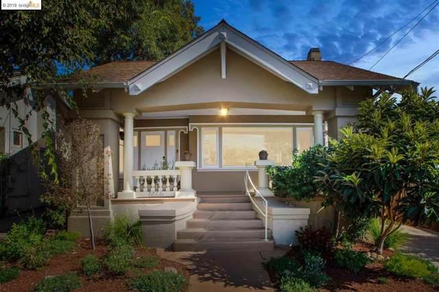 5714 Broadway, Oakland, CA 94618 (#EB40885677) :: Strock Real Estate