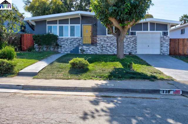 119 Hill Dr, Vallejo, CA 94590 (#MR40887437) :: Live Play Silicon Valley
