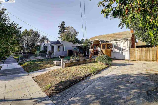 2304 Sacramento Street, Berkeley, CA 94702 (#BE40887446) :: The Realty Society