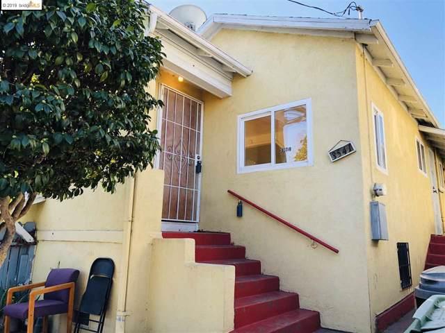 3541 Custer St, Oakland, CA 94601 (#EB40887879) :: Keller Williams - The Rose Group