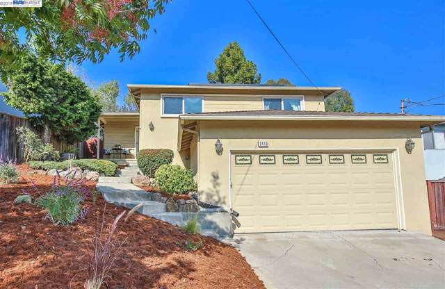 2410 Stanton Hill Rd, Castro Valley, CA 94546 (#BE40888338) :: Live Play Silicon Valley