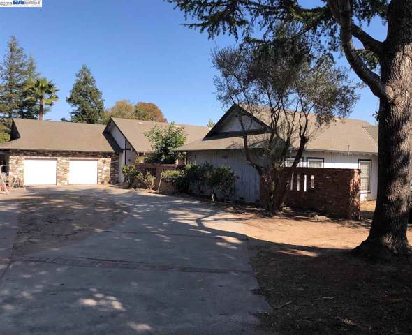 2870 Vine Hill Rd, Oakley, CA 94561 (#BE40888647) :: The Gilmartin Group