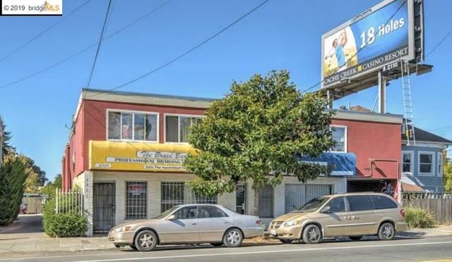 6427 Shattuck Ave, Oakland, CA 94609 (#EB40888998) :: RE/MAX Real Estate Services