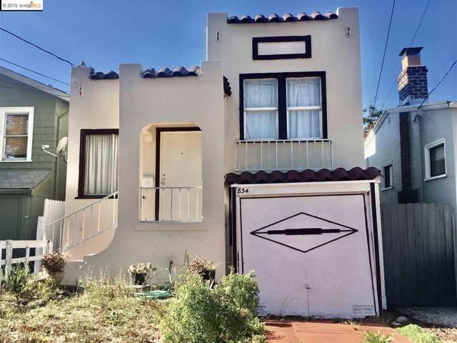 834 Santa Fe Ave, Albany, CA 94706 (#EB40889044) :: The Kulda Real Estate Group
