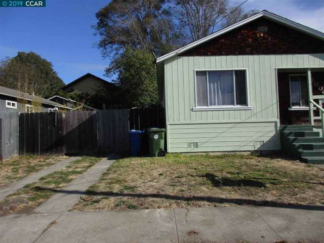 1006 Everett St, El Cerrito, CA 94530 (#CC40889121) :: The Sean Cooper Real Estate Group