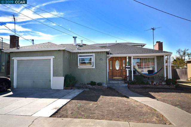 3006 Humphrey Ave, Richmond, CA 94804 (#CC40889985) :: The Sean Cooper Real Estate Group