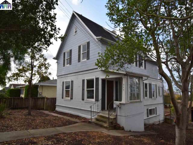 543 Norvell Street, El Cerrito, CA 94530 (#MR40890087) :: The Kulda Real Estate Group