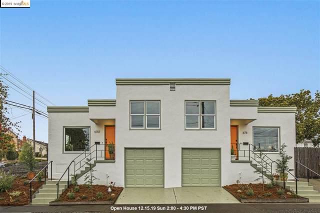 6711 Eureka Ave, El Cerrito, CA 94530 (#EB40890122) :: The Kulda Real Estate Group
