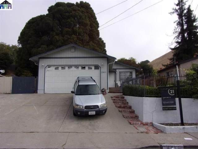2811 Ruff, Pinole, CA 94564 (#MR40890260) :: Intero Real Estate