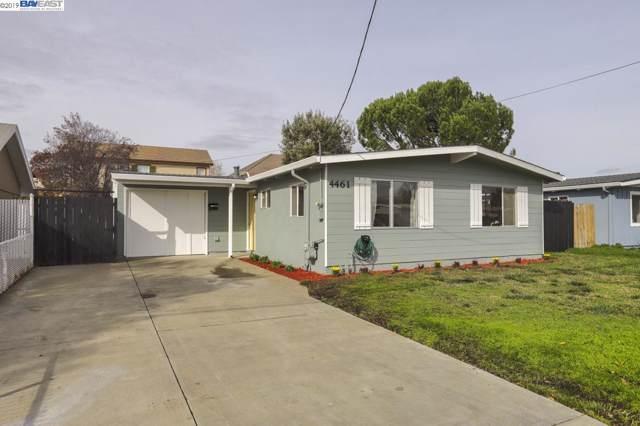 4461 Porter St, Fremont, CA 94538 (#BE40890375) :: Strock Real Estate