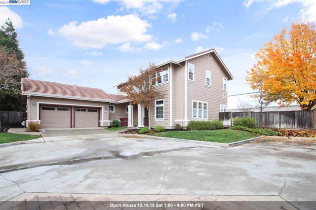 823 Central Avenue, Livermore, CA 94551 (#BE40890552) :: The Kulda Real Estate Group