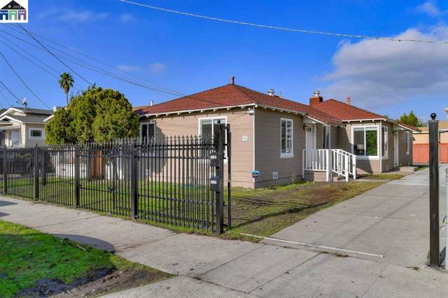 1737 94Th Ave, Oakland, CA 94603 (#MR40890586) :: Strock Real Estate