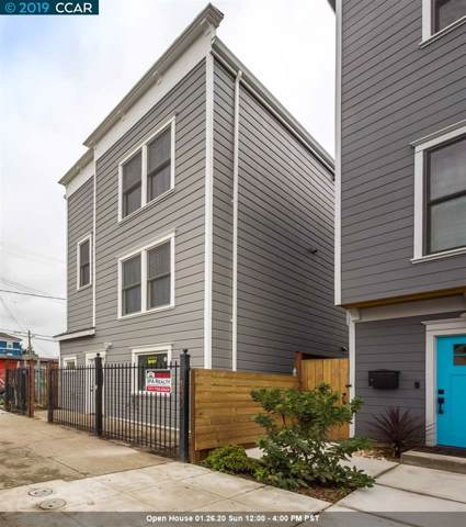 1411 Peralta St, Oakland, CA 94607 (#CC40891051) :: The Sean Cooper Real Estate Group