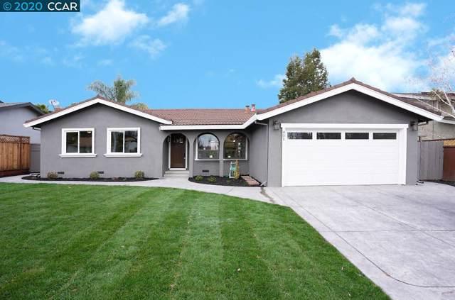 401 Monti Cir, Pleasant Hill, CA 94523 (#CC40892252) :: RE/MAX Real Estate Services