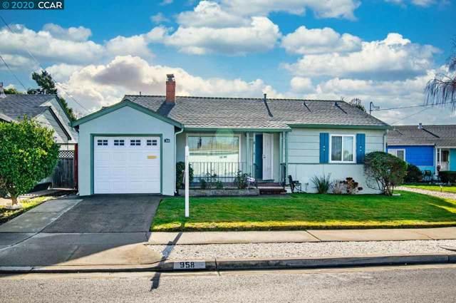 958 Cottonwood Ave, Hayward, CA 94541 (#CC40892369) :: Strock Real Estate