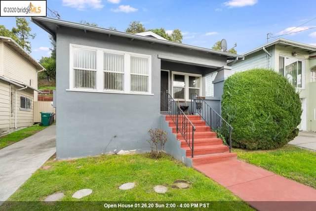 1630 E 21st Street, Oakland, CA 94606 (#EB40892498) :: Strock Real Estate