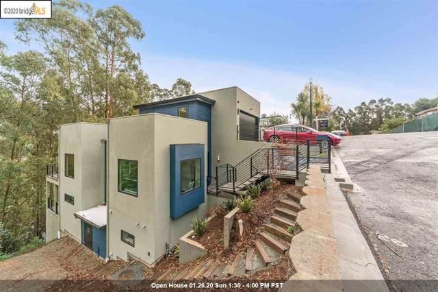 170 Sheridan Rd, Oakland, CA 94618 (#EB40892618) :: Strock Real Estate